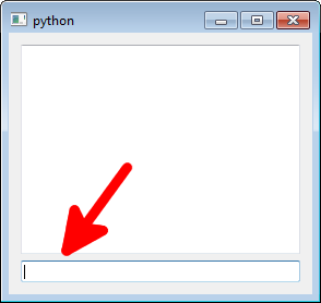 Python Qt tutorial: Create a simple chat client