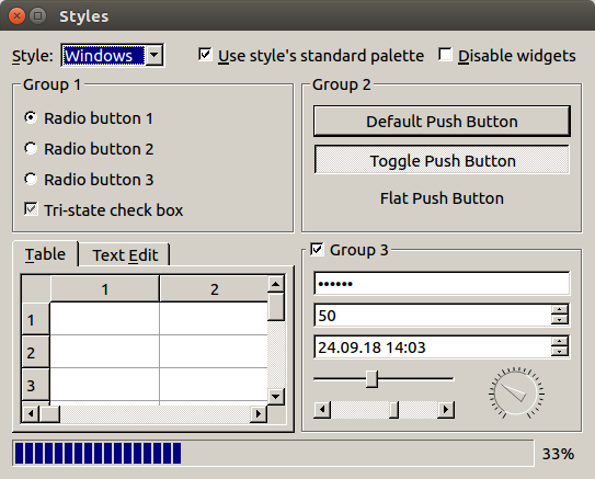 PyQt5 tutorial 2019: Create a GUI with Python and Qt